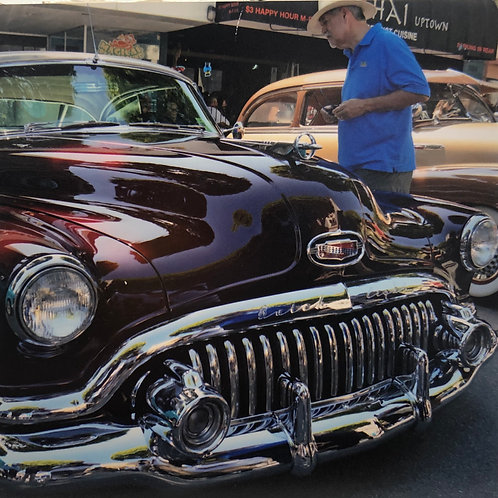 """Toothy Buick"""