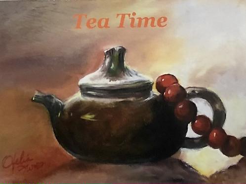 """Pot of Tea"""