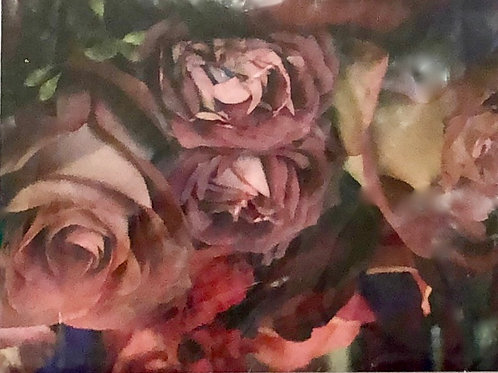"""""""Multiple Roses"""" Card"""