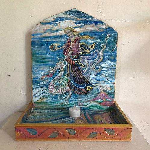 Quentin Dragon Wave Altar
