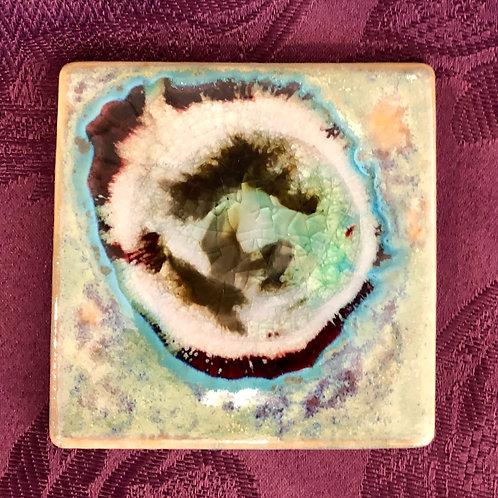 Ceramic Coaster/Tile