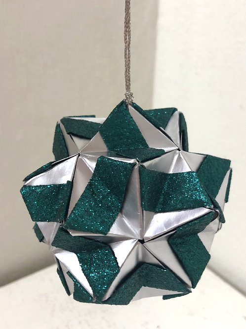 Origami Paper Ornament