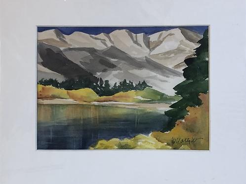"""""""Lake Reflections"""""""