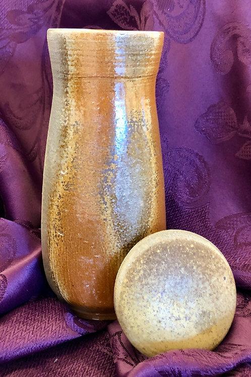 Ceramic Vase with Lid
