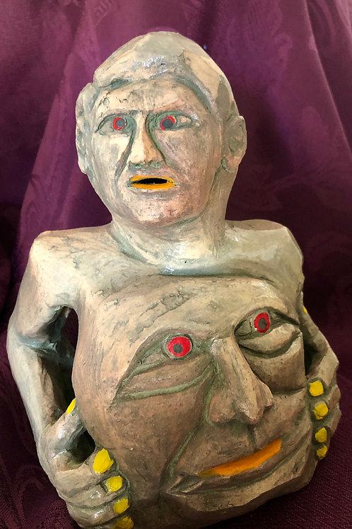 Ceramic Bust