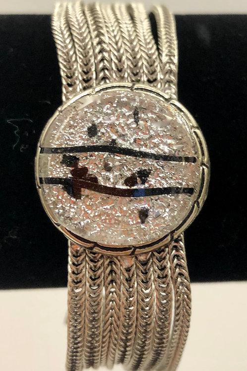 Snap Stone Bracelet