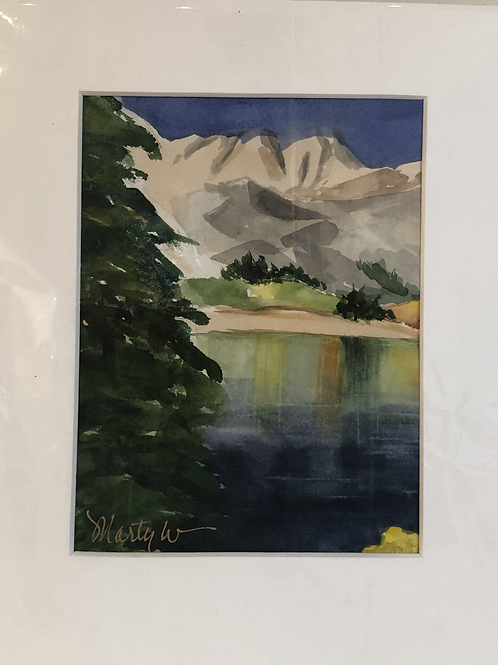 """Mountain Lake"""