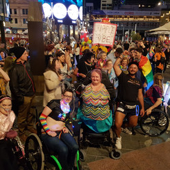 Disability Pride - Pride Parade 2018
