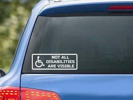 Disability...Without a Wheelchair