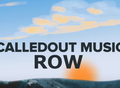 Calledout Music - New Lyric Video Row