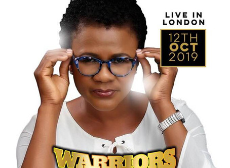 Minister Marion Hall Live in London Oct 2019