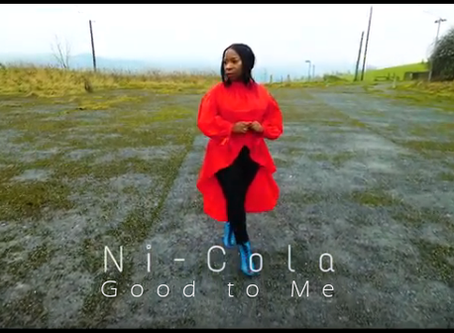 Ni-Cola Releases 3rd Single 'Good to Me'
