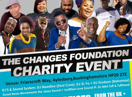 Changes Foundation Announces Bahama Fundraiser