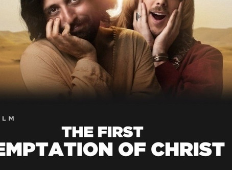 Millions of Christians furious at Netflix 'Gay Jesus Movie'