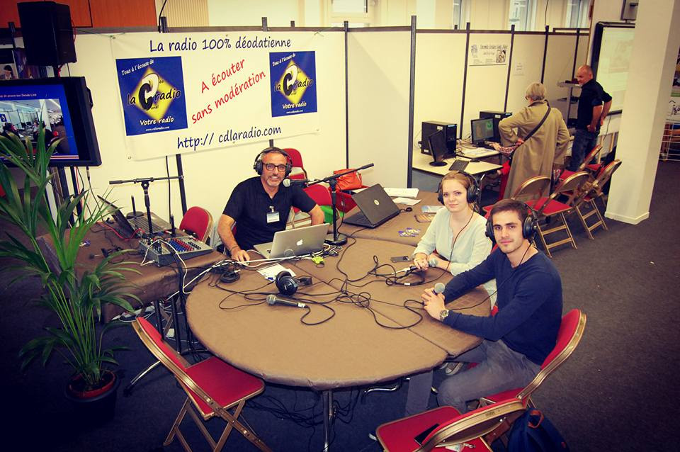 CD Radio DéodaLink Pierre Jeannel
