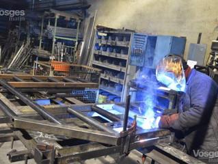 Sursaut économique dans les Vosges