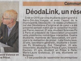 DéodaLink, un réseau professionnel