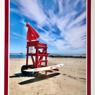 West Beach Lifeguard