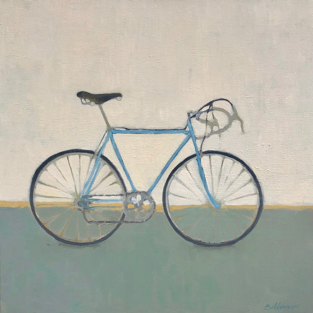 Riding Blue