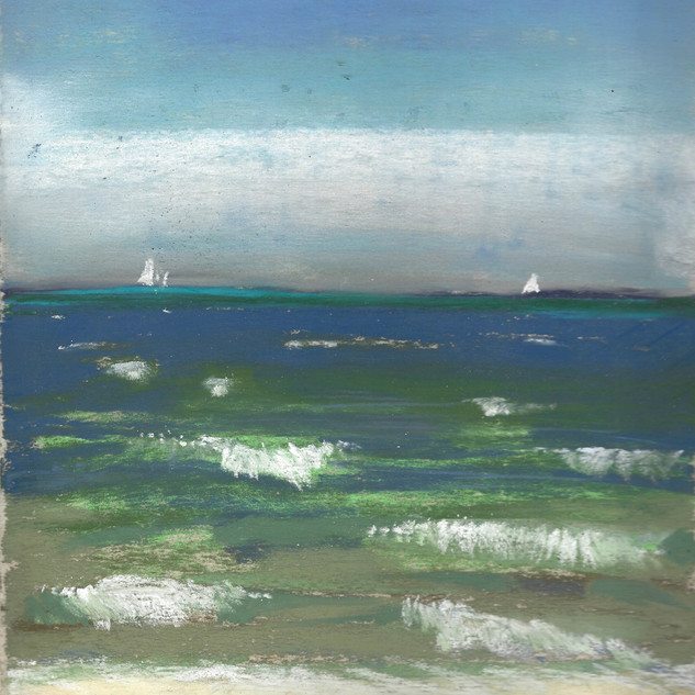 Waves and Sailboats