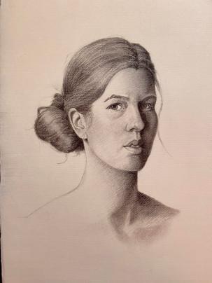 Quarantine Self Portrait