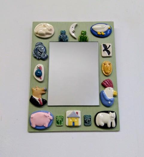 Animal Mirror