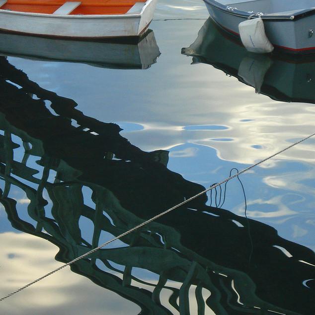 Harbor Landing Reflections