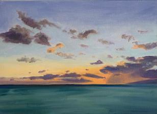 Dawn Sea #2