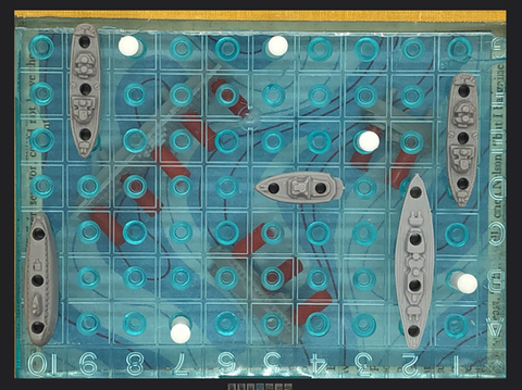 Detail: Battleship+Famous Stories of the Sea and Ships
