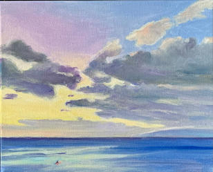 Dawn Sea #3