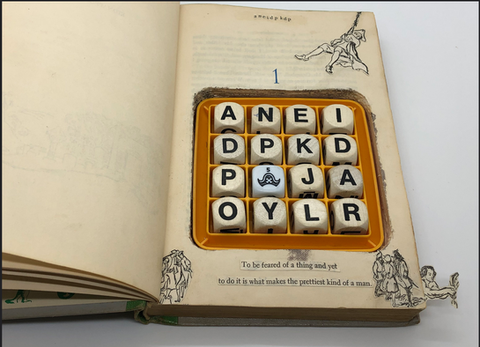 Detail: Boggle + Kidnapped
