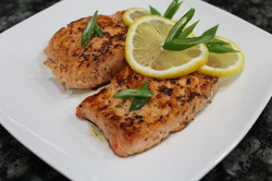Grillled Salmon