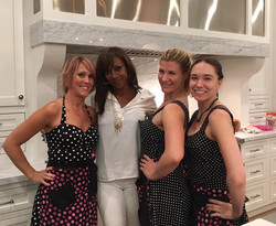 Catering Stella and Dot event