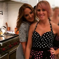 Chef Jaydene & Leah Remini