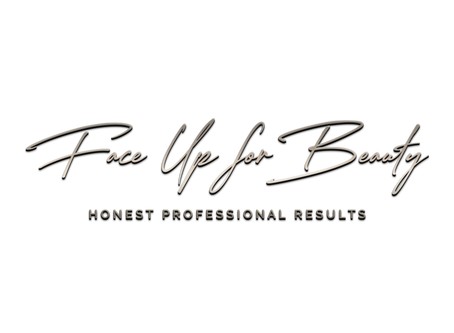 New website, New Logos & New Online Booking for Face Up For Beauty!