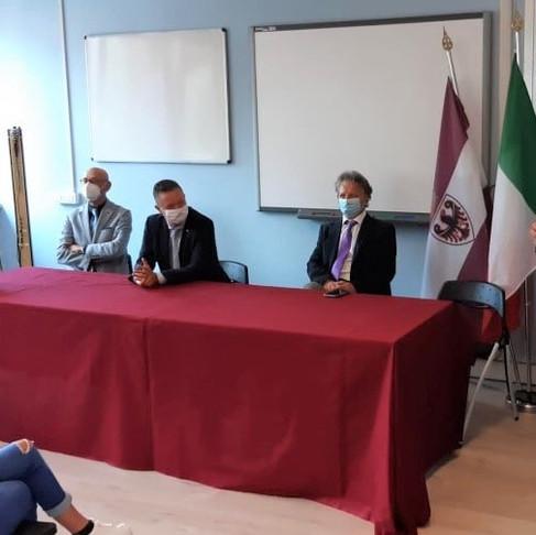CERIMONIA INIZIO ANNO SCOLASTICO 2020-2021.