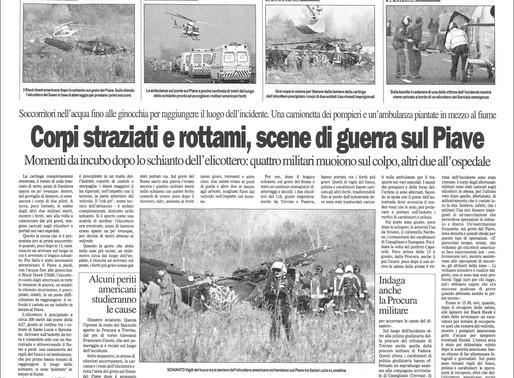 Incidente UH-60 Black Hawk U.S. Army