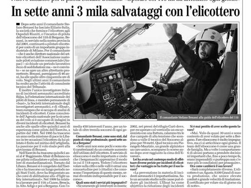 Intervista a Stefano Benassi