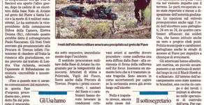 Elicottero caduto, inchiesta fra le polemiche - TREVISO
