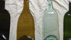Wine bottle trays (flat, plain)