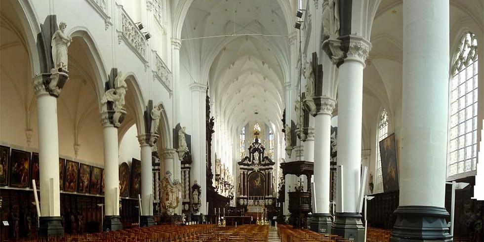 Artist Mass - All Saints day
