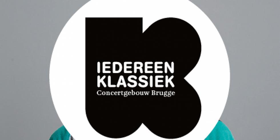 Iedereen Klassiek - Concertgebouw Brugge