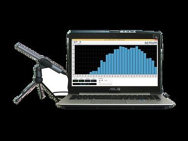 mesure acoustique sonium
