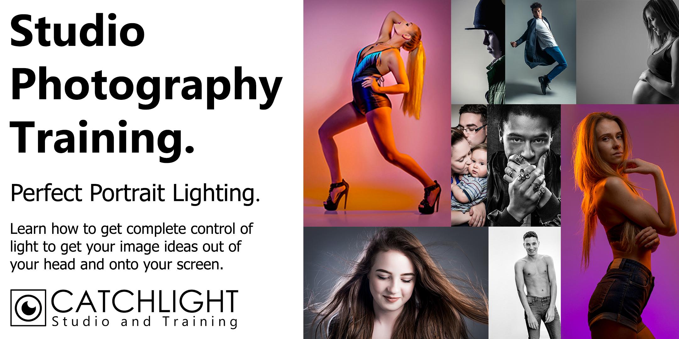 perfect portrait lighting