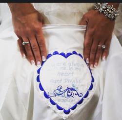 Bridal Patch