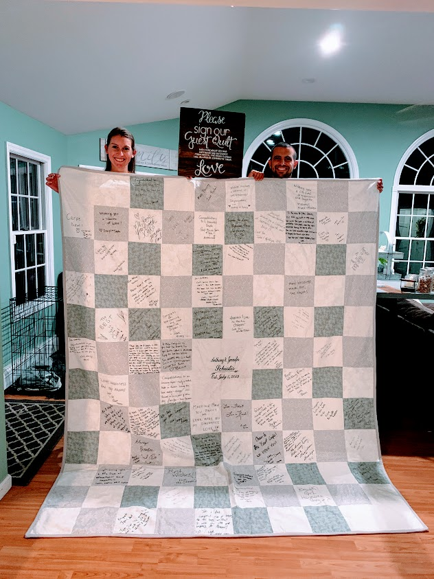 wedding quilt 2