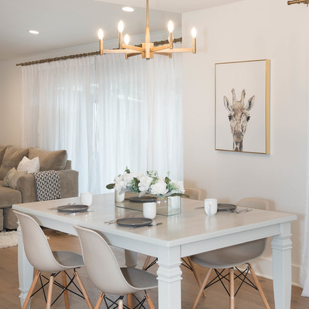 Home Styling - Dining Room