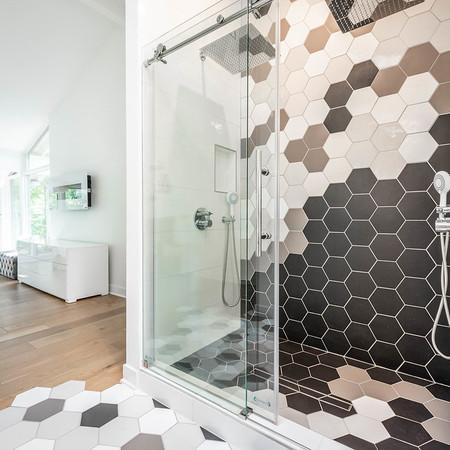 Master Shower Design
