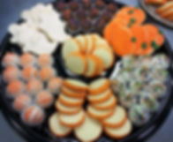 cleveland, strongsville, ohio, bakery, bakeries, cookies, cake balls, party trays, halloween, fall, cleveland bakeries, strongsville bakeries, southpark mall, halloween cookies, halloween party, best cookies, best cake balls