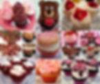 valentine's day, cleveland, strongsville, cupcakes, cupcake, chocolate, chocolates, valentine's day cupcakes, valentine's day gifts, valentine's day gift ideas, best valentines gifts, malley's, godiva, sprinkles, red velvet, chocolates, kiss, love, pink